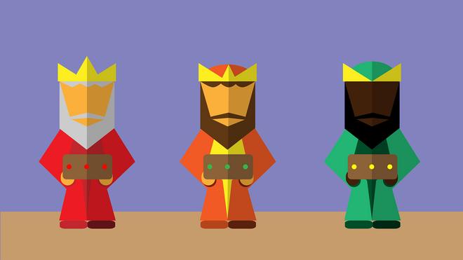 Carta de un mecánico a los Reyes Magos
