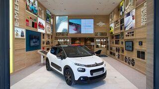 Citroën pondrá en marcha 30 'showrooms' en 2018