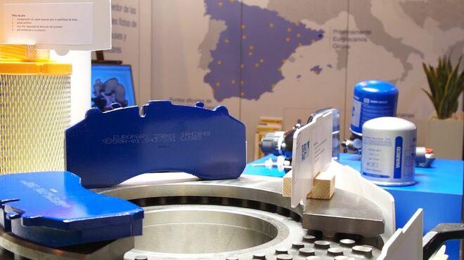 2017, año de consolidación de Europart en España