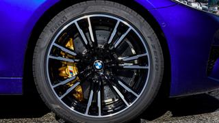 P Zero: neumáticos a medida para el nuevo BMW M5