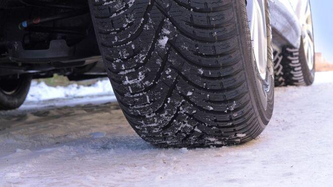 La Comisión de Fabricantes de Neumáticos recomienda el uso de cubiertas de invierno