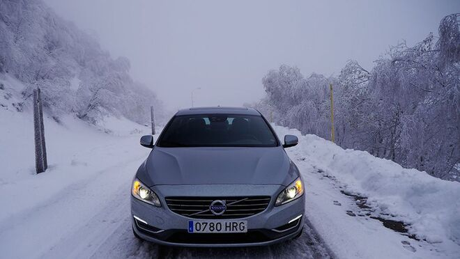 Los 10 'mandamientos' de Euromaster para conducir en invierno