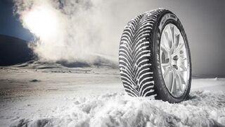 Michelin recomienda utilizar neumáticos con certificación de invierno en lugar de cadenas