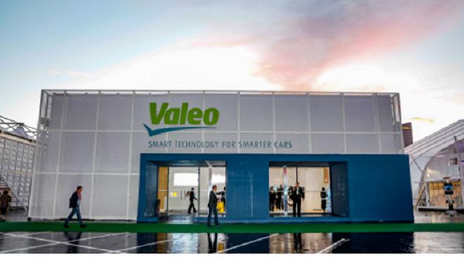 Valeo presenta en Las Vegas sus últimas innovaciones tecnológicas