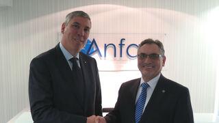 José Vicente de los Mozos (Renault), nuevo presidente de Anfac