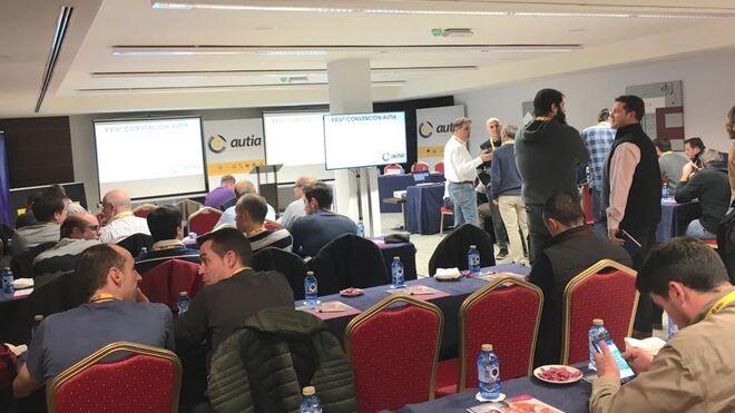Autia celebra en Madrid su XXIV Convención
