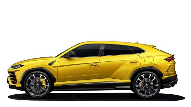 Tres modelos de Pirelli podrán equipar el Lamborghini Urus