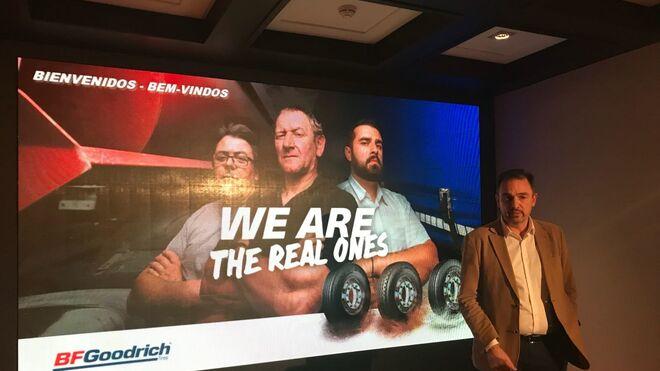 BFGoodrich entra en el mercado europeo para camión y autobús