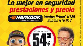 Confortauto anuncia 'superprecios' en su campaña de neumáticos