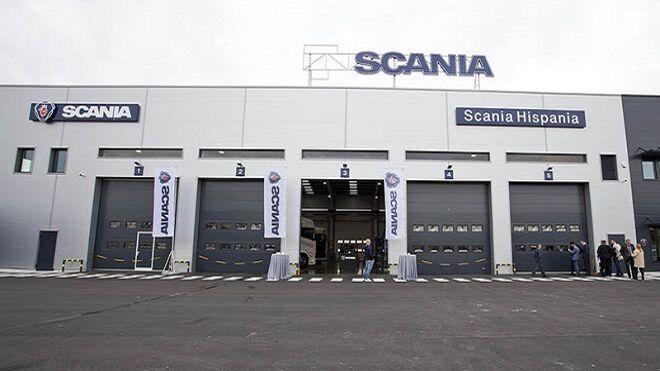Scania Hispania abre nuevas instalaciones en Málaga