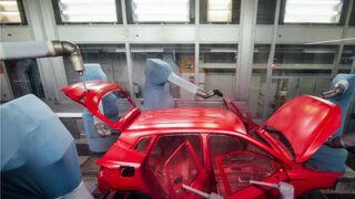 Cómo crea Seat una nueva gama de colores para sus vehículos