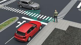 PPG desarrolla una pintura que hace más visibles a los coches autónomos
