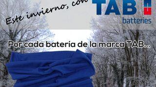 TAB premia a sus clientes con su campaña de invierno