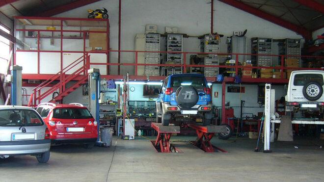 ¿Cuánto debe tardar el taller en reparar un vehículo?