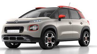 Hankook será equipo original en el nuevo Citroën C3 Aircross