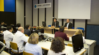 Centro Zaragoza nombra a Carlos Arregui como director general