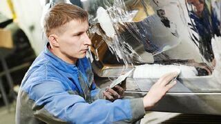 Cómo será el futuro de los talleres de chapa y pintura con los coches autónomos