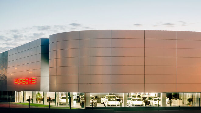 Centro Porsche Valencia, Mejor Concesionario del Año 2017