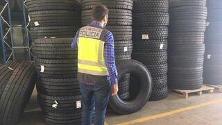 Detenidos por una estafa de 3 M€ por la compra de neumáticos en Alicante