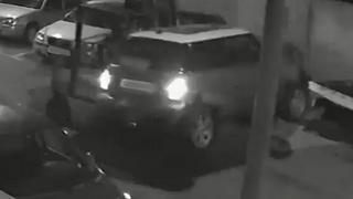 Detenido un mecánico de desguaces ilegales por robar un coche con un toro mecánico
