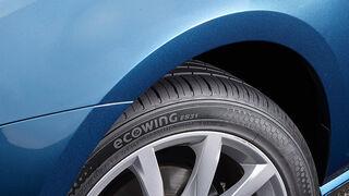 Ecowing ES31, el neumático ecológico de Kumho