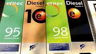 Las ventas de vehículos diésel disminuyen el 8% en 2017