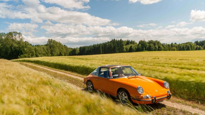 Standox, con la restauración de automóviles clásicos