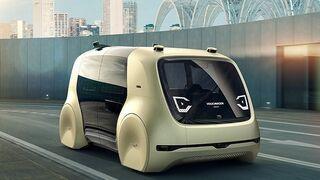 Los coches autónomos y compartidos provocarán un descenso de las ventas a partir de 2030