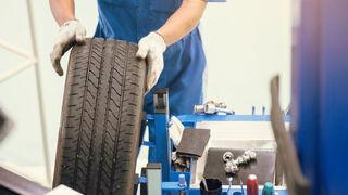 El precio de los neumáticos subió el 0,6% en 2017