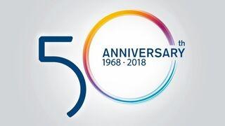 Roberlo cumple su 50 aniversario