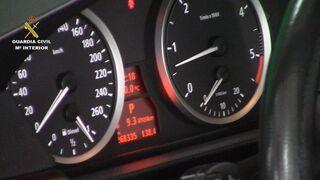 Detenido por manipular casi dos millones de kilómetros y revender los coches