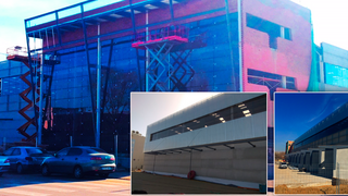 Tiresur abrirá en abril su almacén de Madrid