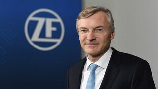 ZF nombra a Wolf-Henning Scheider como nuevo CEO de la firma