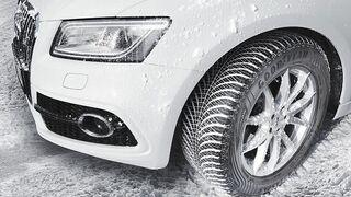 Las ventas de neumáticos 'all season' aumentan el 8% en España