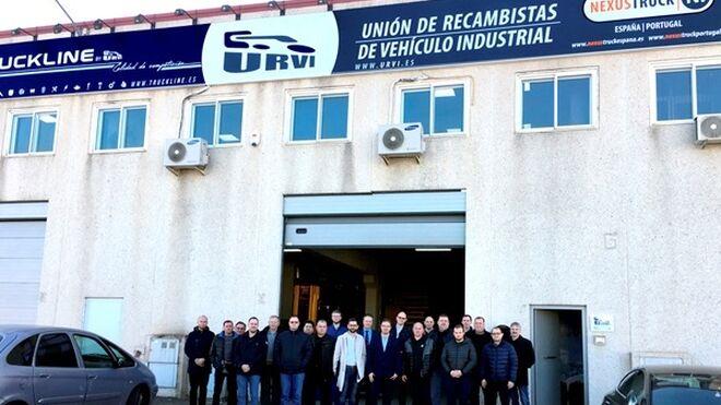 Jupojos Technika visita las instalaciones de Urvi