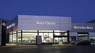 Los concesionarios españoles de Mercedes, más rentables que los alemanes
