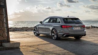 Hankook será equipo original del Audi RS 4 Avant