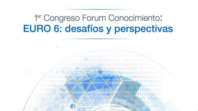 La Euro 6/VI, protagonista en el 'I Congreso Forum Conocimiento' de Grupo Peña