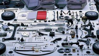 Cuál es la vida útil media de las piezas de un coche