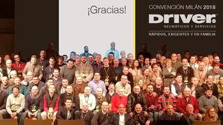 Driver Center celebra en Milán su primera Convención internacional