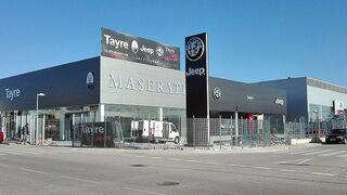 Tayre inaugura en Madrid un concesionario Jeep, Alfa Romeo y Maserati