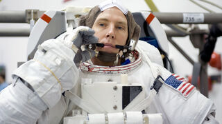 Andrew J. Feustel: de mecánico a astronauta