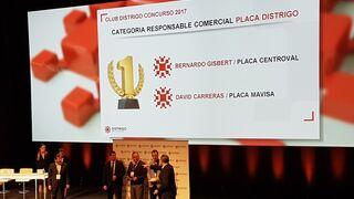 Mavisa-DRO, premiado en la categoría de ventas en la 1ª Convención Distrigo