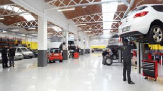 El Racc desarrolla un nuevo concepto de taller mecánico