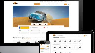 NRF integra en su nueva plataforma catálogo digital y tienda