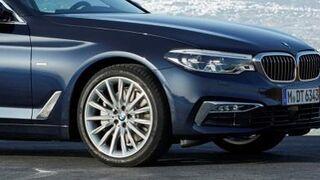 Goodyear Dunlop será equipo original para el BMW Serie 5