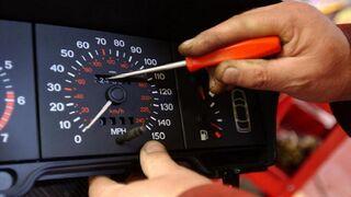 Condenan a cuatro personas por rebajar 675.000 km en coches de segunda mano