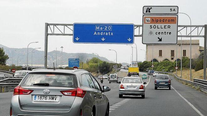 Marcha atrás a la prohibición de vehículos diésel en Baleares en 2025