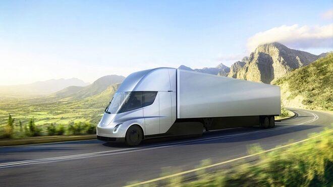 Tesla se marca nuevos objetivos para las ventas de camiones eléctricos