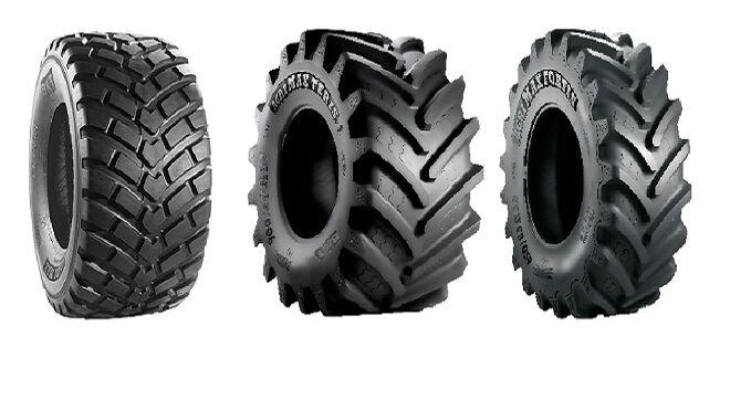 BKT presenta sus nuevos neumáticos agrícolas en Zaragoza